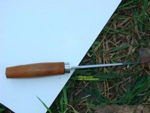 Нож «Финка с сучком»