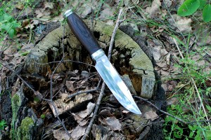 """Нож для выживания. Производство """"Русский булат"""""""