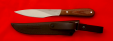 "Нож ""Ласточка"", рукоять текстолит"