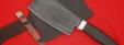 """Нож """"Тяпка"""", клинок дамасская сталь, рукоять венге"""