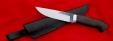 """Охотничий нож """"Марал"""", сталь 95Х18 со следами ковки, рукоять венге"""