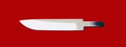 Клинок для ножа Карачаевский (Бычак), сталь 95Х18