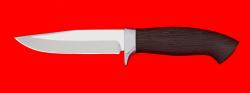 Нож Сокол, клинок сталь 65Х13, рукоять венге
