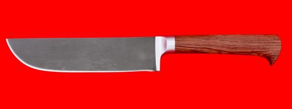 """Нож """"Узбекский"""", клинок сталь Х12МФ, рукоять маккоре"""
