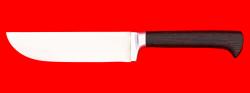 Нож Узбекский, клинок сталь 65Х13, рукоять венге