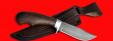 """Охотничий нож """"Филин"""", клинок сталь D2, рукоять венге"""
