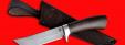 """Охотничий нож """"Куница-2"""", клинок сталь D2, рукоять венге"""