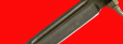 """Финка """"НКВД"""", клинок сталь Х12МФ, рукоять венге, мельхиор"""