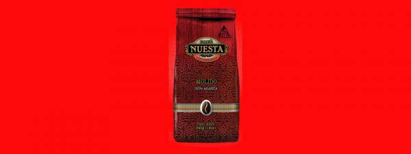 Молотый кофе Nuesta Molido Колумбия 340г