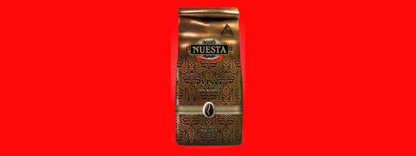 Кофе в зёрнах Nuesta Caracol Колумбия 250г