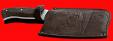 """Нож """"Тяпка"""", цельнометаллическая, клинок сталь У8, рукоять венге"""