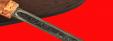 Якутский - Эвенкийский нож 011, ручная ковка, клинок сталь У8, заточка линза, рукоять карельская берёза
