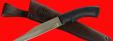 """Нож """"Беркут"""", клинок сталь 65Х13, рукоять пластмасса (цвет черный)"""