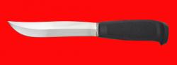 Финка Ромб-2M, клинок сталь 95Х18, рукоять резинопластик (цвет черный)