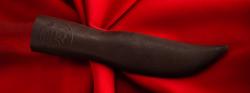 Чехол-ножны из резинопластика финского типа №1 (цвет коричневый)