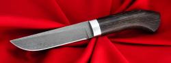 """Охотничий нож """"Олень"""", клинок сталь Х12МФ, рукоять венге"""