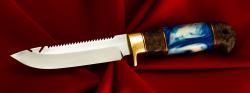 """Нож """"Рыбацкий-3"""", клинок сталь 95Х18, рукоять наборная"""